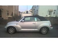 Chrysler PT Cruiser Convertible Limited Edition 2.4 Automatic.... STUNNING!