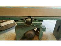 Wood Planer - Industrial 3 phase