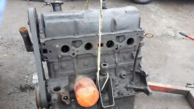 Ford Escort, Cortina, Anglia Pinto engine bare block 2 litre