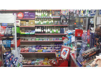 news agent/off licence/convenience store for sale, due to illness