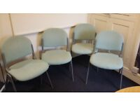 4 x Office/Reception Chairs