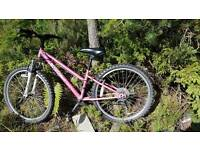 Girls appolomountain bike