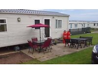 CARAVAN HIRE CANCELLATIONS AUGUST AT EYEMOUTH HOLIDAY PARK FROM £200