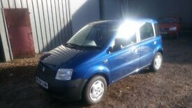 2004 FIAT PANDA 1.1 WITH 90,000 MILES FROM NEW AND 12 MONTHS MOT, RUNS AND DRIVES SUPERB