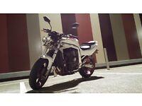 Suzuki GSXR 750 1994 Streetfighter Naked Motorcycle