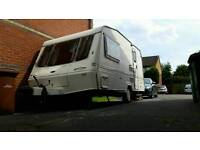 fantastic 2 berth 1998 Crown Signet Caravan by Elddis Caravans LTD - ready to holiday in now.