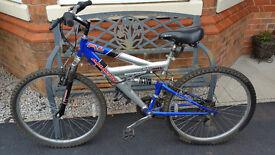 Adult 26 inch Unisex Mountain Bike