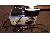 Playstation Virtual Reality PSVR & Games