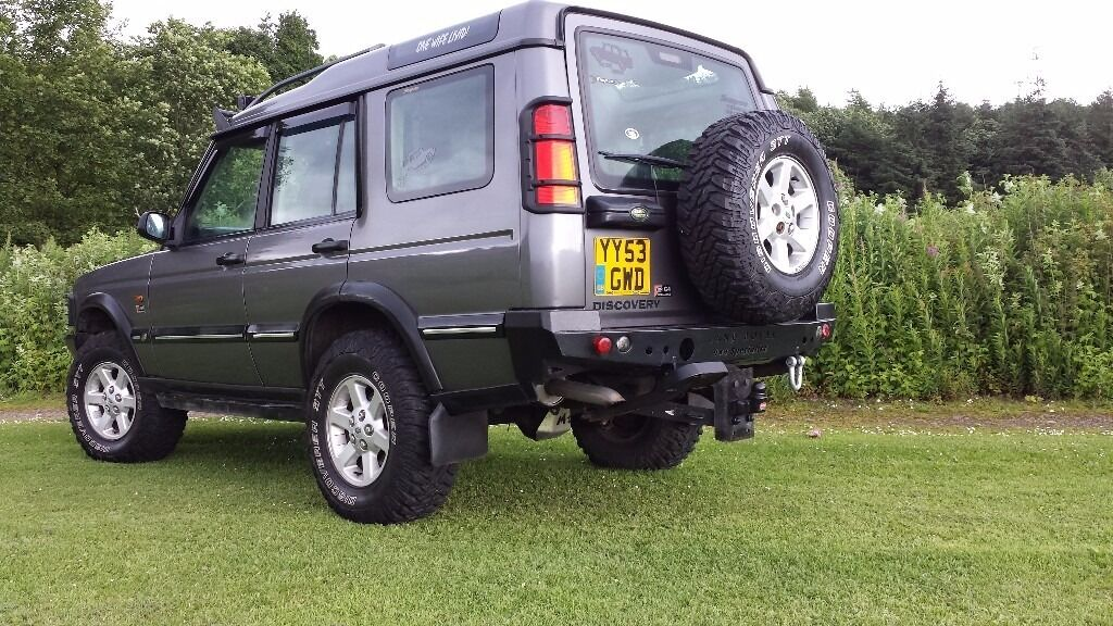 land rover discovery 2 2 5 td5 gs 5dr 7 seats suspension lift in markinch fife gumtree. Black Bedroom Furniture Sets. Home Design Ideas