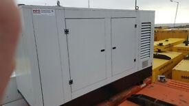 150 Kva perkins generator low hours