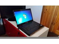 """ADVENT ROMA LAPTOP, 15.6""""HD WIDE, HDMI, WEBCAM&MIC, WIFI DVDRW, IN FULL WORKING ORDER."""