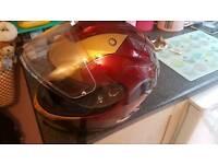 Marvel motorbike helmet