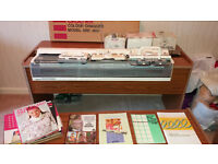 Brother Knitting Machine - KH864 with LOADS of extras!