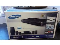 samsung blue-ray 3d/dvd home entertainment system ht-f5500