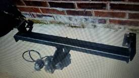 Toyota rave 4 tow bar and electrics