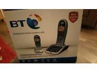 BT4500 Big Button Twin phones