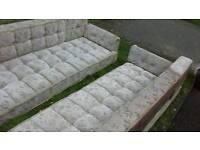 Caravan seating
