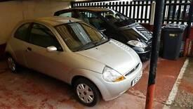 Ford KA 1.3 3dr Hatchback Only 39K Miles 12 Months MOT IDEAL FIRST CAR