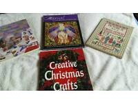 Embroidery pattern books in very good condition