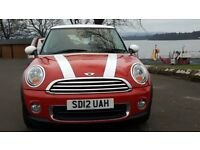 Mini One pepperLow Milage With Chrome Pack