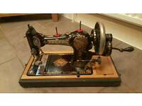 Vintage jone's sewing machine 1920