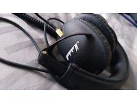 Marshalls Monitor Headphones (2nd Generation) - In-line Mic