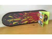 XBOX 360 Tony Hawk Shred game