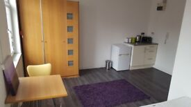 A Lovely Private Studio Flat on London Road, Fully Furnished To-Let