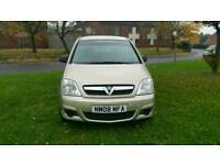 Vauxhall meriva 2008 low mileage hpi clear excellent drive