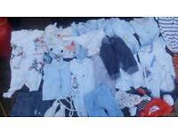 40 Baby clothes 0-3 months ONO
