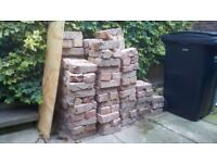 London Stock Yellow & Red Bricks: open to offers!