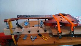 Guitar setup / repair in Nottingham / Mansfield areas (can collect) by Christian Guitars