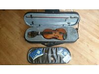 """Sentor Student 2 Viola Outfit 14"""" + Spare Strings"""