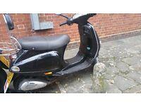 vespa piaggio ET4 125cc