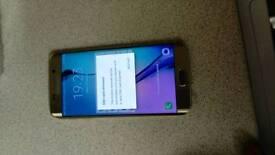 Samsung glazed s6 edge 32gb unlocked