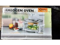 New Delta Halogen Oven - 12l