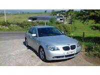 2006 BMW 530D SE Auto Turbo Diesel, 11 Months Mot, leather Interior, Lots of Extras, Warranty