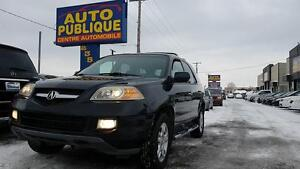 ACURA MDX 2006 / AWD/ CUIR/ TOIT OUVRANT / NAVIGATION/ DVD/ TOUT