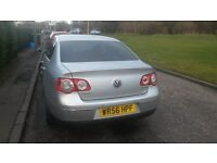 VW VOLKSWAGEN PASSAT 1.9 DIESEL 2006 GOOD CONDITION, LONG MOT DRIVES WELL
