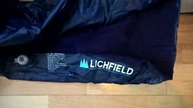 Lichfield Double Camping Air Bed,