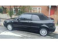 VW GOLF CONVERTIBLE 1 YEARS MOT LAST OWNER FROM 2013 HPI CLEAR
