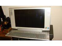 Joblot mix TV electronic PC