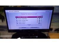 "LG 40"" Full HD 1080p Smart LED TV £165"