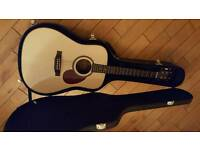 Freshman fa400d acoustic guitar