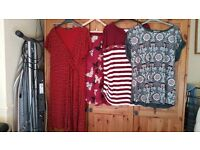 Maternity tops and dress -size 20