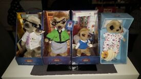 Meerkat family (Mint Condition)