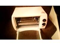 Small table top grill & oven