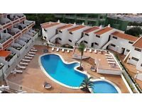 Fantastic quiet complex in Costa Adeje; close to all amenties and beach
