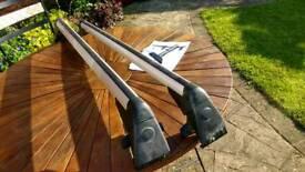 Genuine VW Roofbars for 61 plate Passat Estate