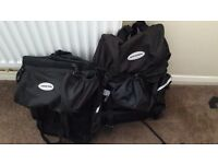 2 Raleigh Rear Bike Bags